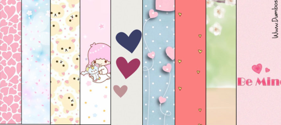 Cool girly chat wallpapers for WhatsApp