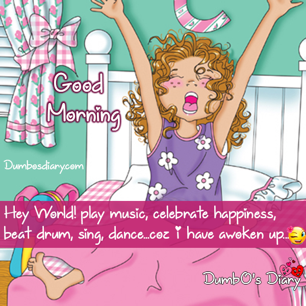 Good morning funny quote