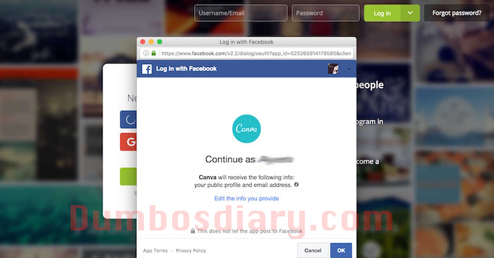 Use Canva to design cover photos online for Social Media2