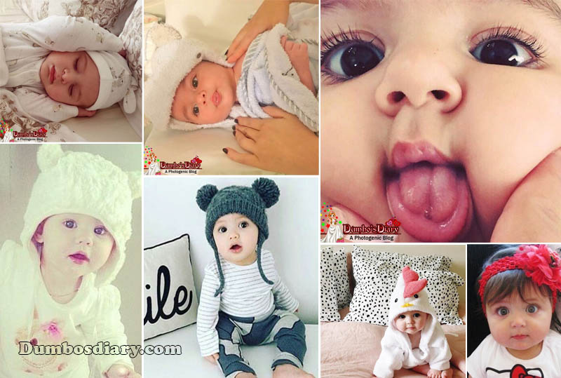 Sweet and Cute baby photos or images